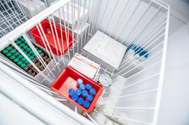 Clinics -  Medication Refridgerator