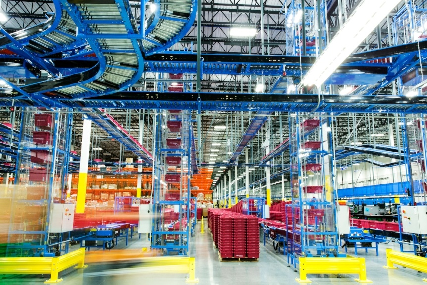 Pharmaceutical Distribution - Large Warehouse