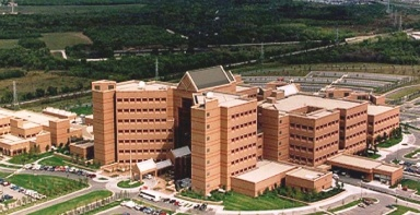 Sonicu sound monitoring installed at Brooke Army Medical Center NICU, a nationally ranked medical facility.