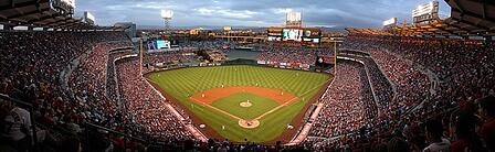 Sonicu wireless temperature sensors and monitoring in play at Angel Stadium and Rose Bowl Legends locations.