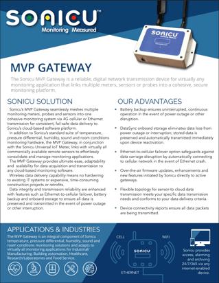 MVP Gateway Data Sheet Thumbnail