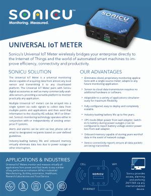 Universal IoT wireless cloud bridge